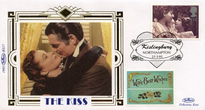 Love & Kisses (Greetings), Clark Gable & Vivien Leigh