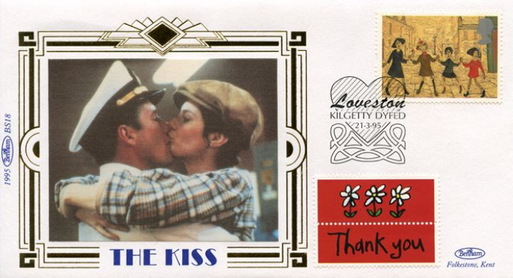 Love & Kisses (Greetings), Richard Gere & Debra Winger
