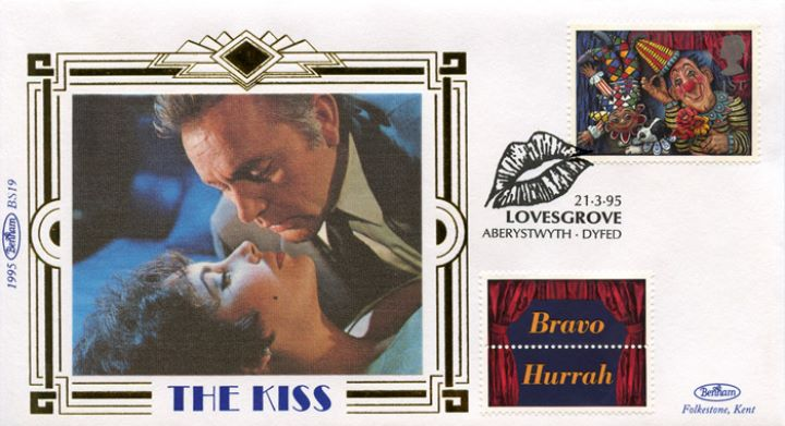 Love & Kisses (Greetings), Richard Burton & Elizabeth Taylor