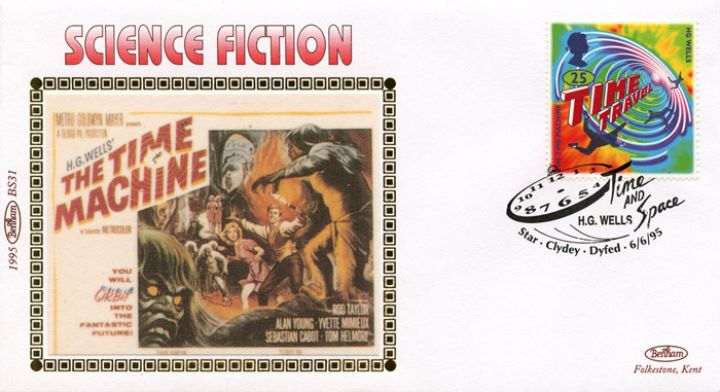 Science Fiction, The Time Machine - H G Wells