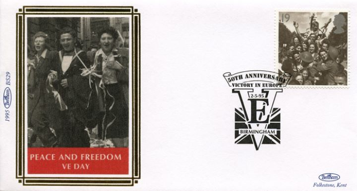 Peace and Freedom, VE Day Celebrations