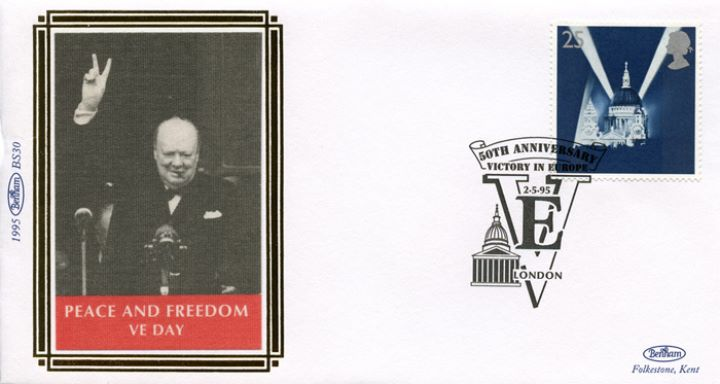 Peace and Freedom, Winston Churchill