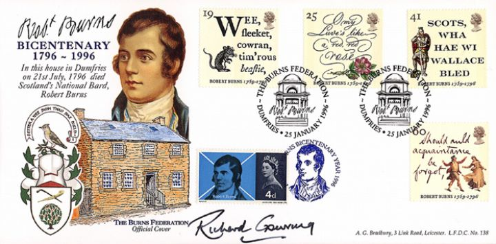 Robert Burns Bicentenary, The Burns Federation
