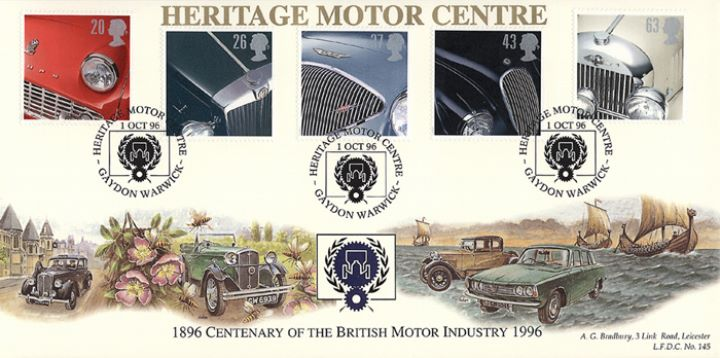 Classic Cars, Motor Heritage Centre