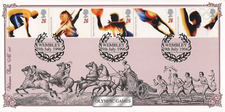 Olympic Games 1996, The first Olympics