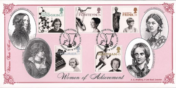 Women of Achievement, Victorian Women