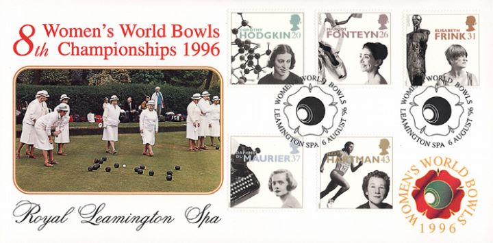 Women of Achievement, Women's World Bowls