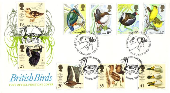 Wildfowl & Wetlands Trust, British Birds