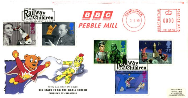 Children's Television, Pebble Mill Meter Mark