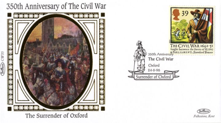English Civil War, The Surrender of Oxford