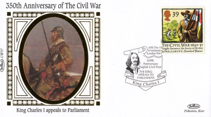 English Civil War, King Charles I appeals to Parliament