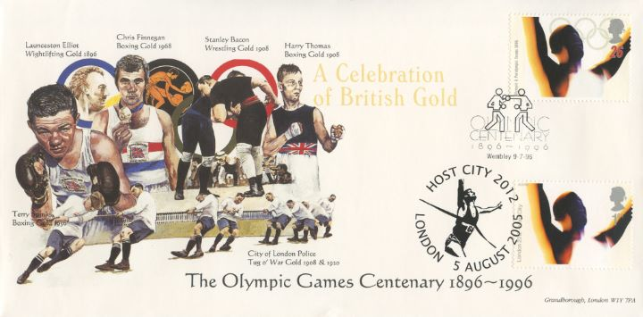 Olympic Games 1996, Boxing, Wrestling & Tug o' War