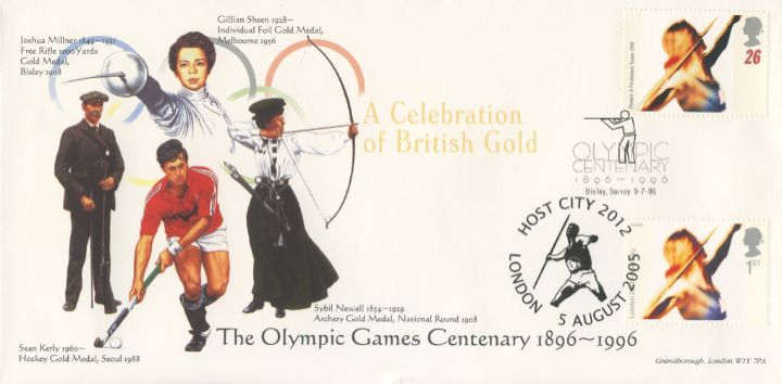 Olympic Games 1996, Fencing, Archery, Shooting & Hockey