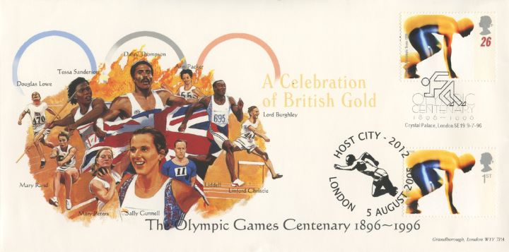 Olympic Games 1996, Athletics & Field Events