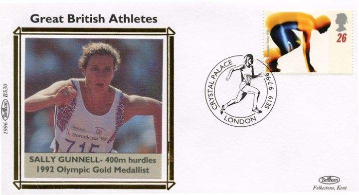 Olympic Games 1996, Sally Gunnell