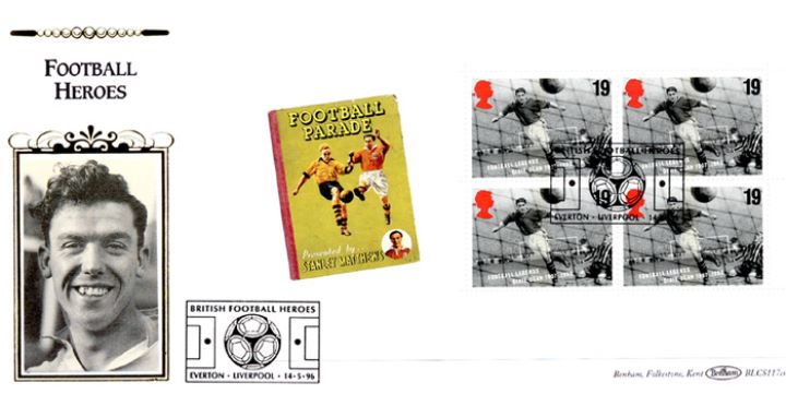 PSB: Football - Pane 1, Dixie Dean - Football Parade