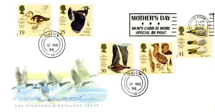 Wildfowl & Wetlands Trust, Mother's Day Slogan