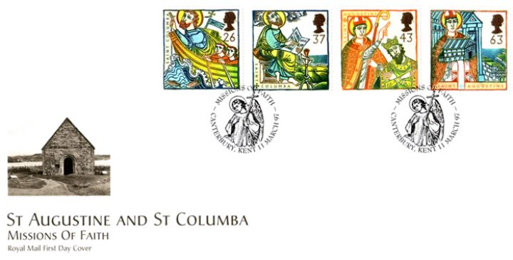 Missions of Faith, St Augustine and St Columba