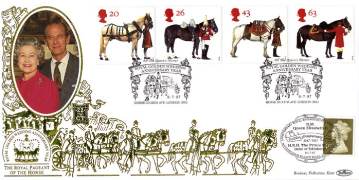 All the Queen's Horses, Royal Pageant of the Horse