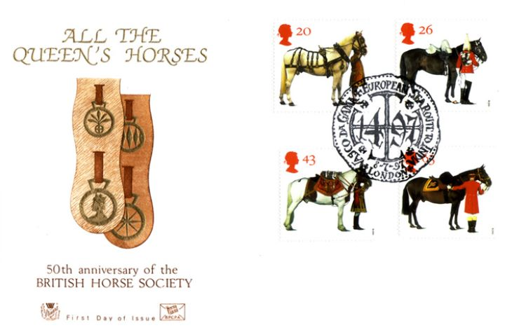 All the Queen's Horses, Horse Brasses