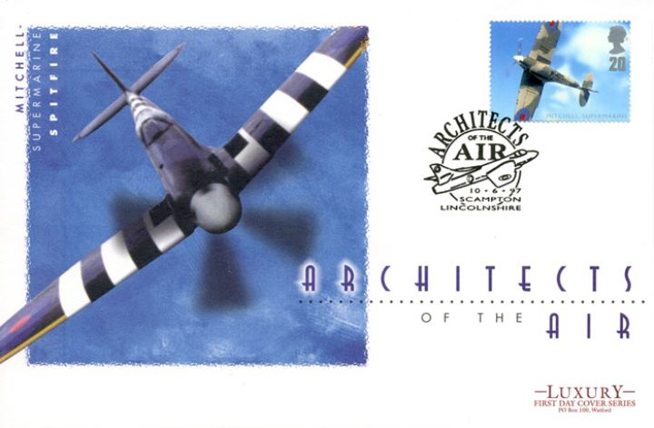 Architects of the Air, Supermarine Spitfire