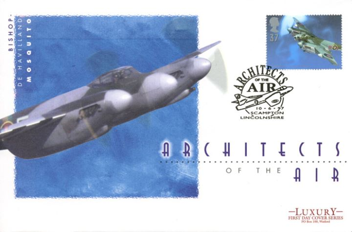 Architects of the Air, De Havilland Mosquito