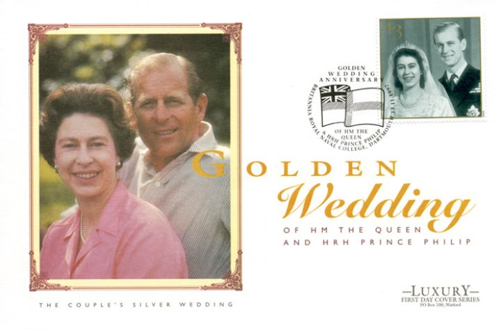 Golden Wedding, The Couple's Silver Wedding