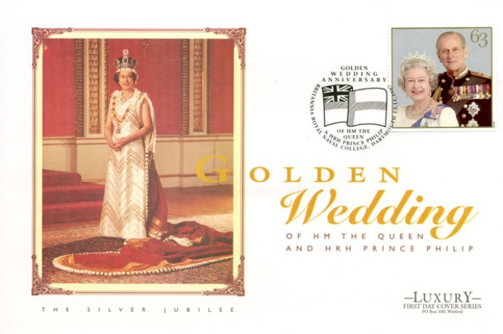 Golden Wedding, The Silver Jubilee Portrait