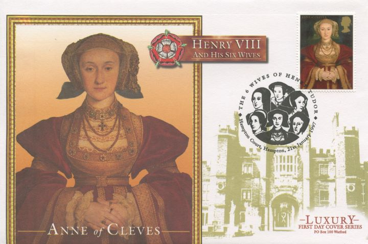 The Great Tudor, Anne of Cleeves
