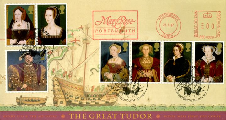 The Great Tudor, The Mary Rose