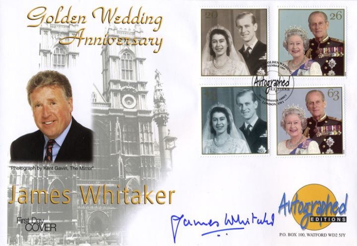 Golden Wedding, James Whitaker