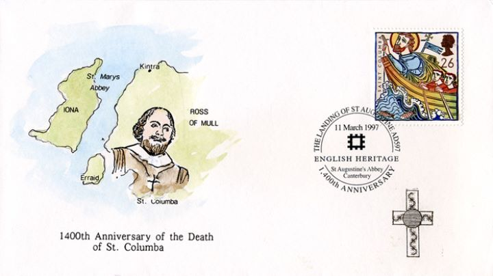 Missions of Faith, St. Columba