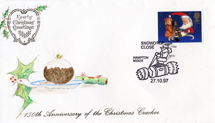 Christmas 1997, Christmas Pudding