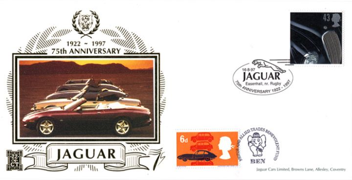 Jaquar, 75th Anniversary