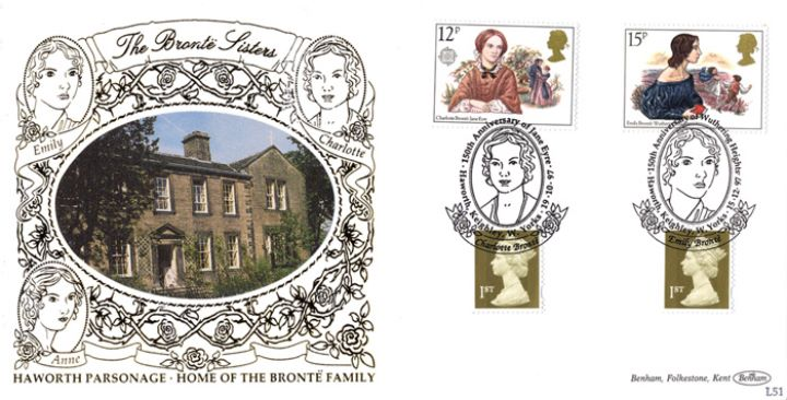 The Bronte Sisters, Haworth Parsonage