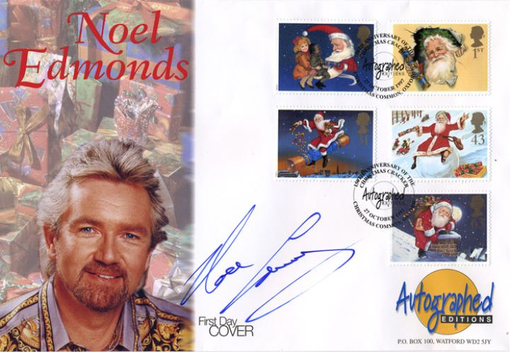 Christmas 1997, Noel Edmonds