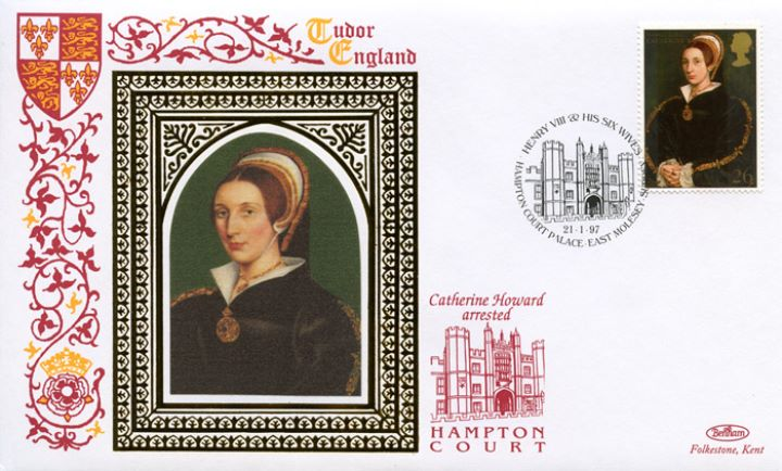The Great Tudor, Catherine Howard