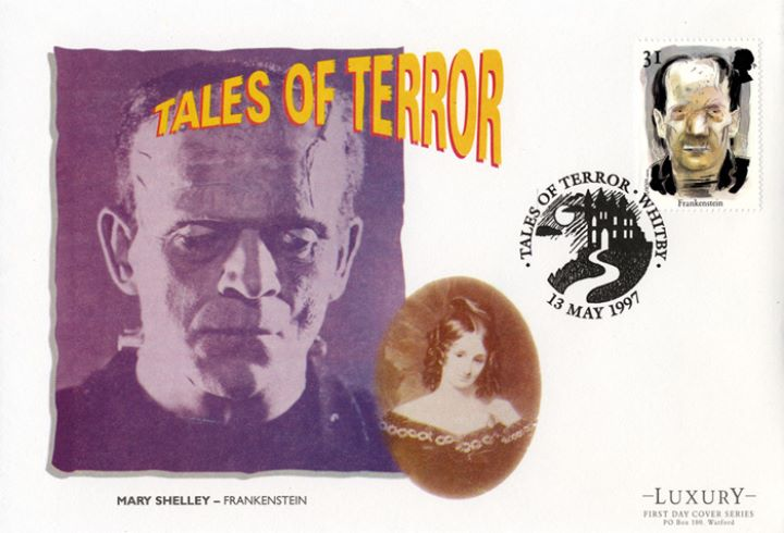 Tales of Terror, Mary Shelley - Frankenstein