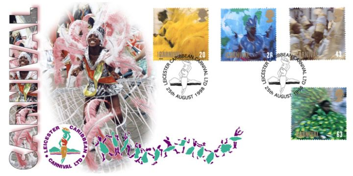 Carnivals, Leicester Caribbean Carnival