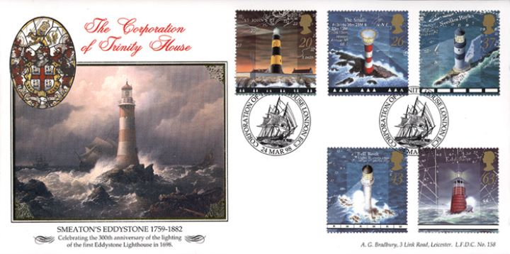 Lighthouses, Eddystone Lighthouse