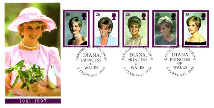 Diana, Princess of Wales, Pink Outfit