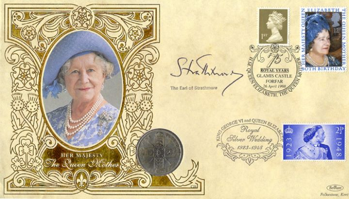 75 Royal Years, The Queen Mother