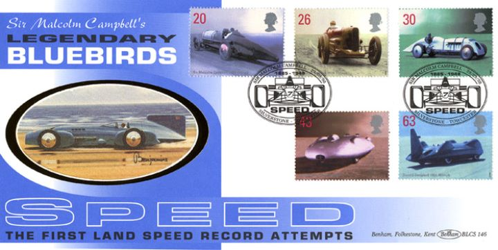 Speed, Bluebird