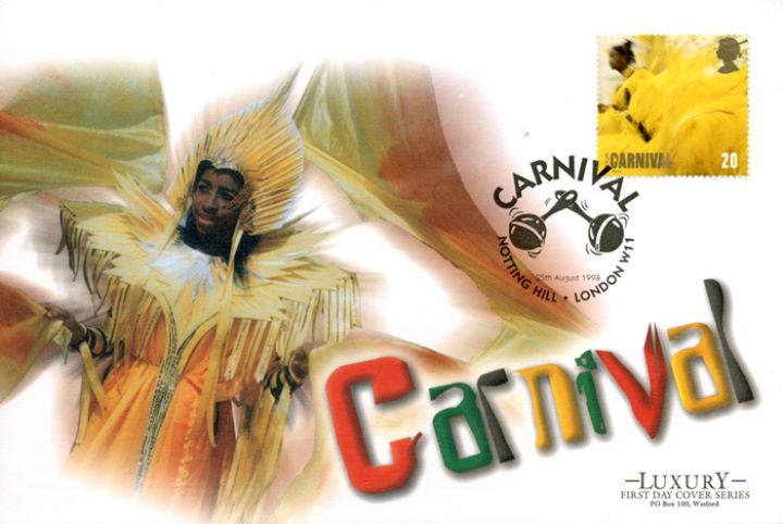 Carnivals, Orange and Golds