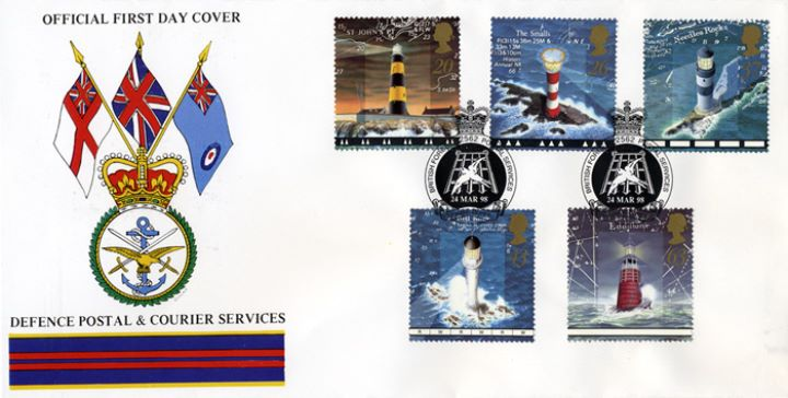 Lighthouses, Defence Postal & Courier Services