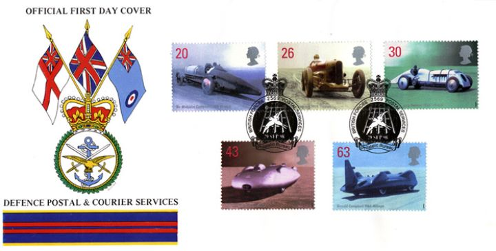 Speed, Defence Postal & Courier Services