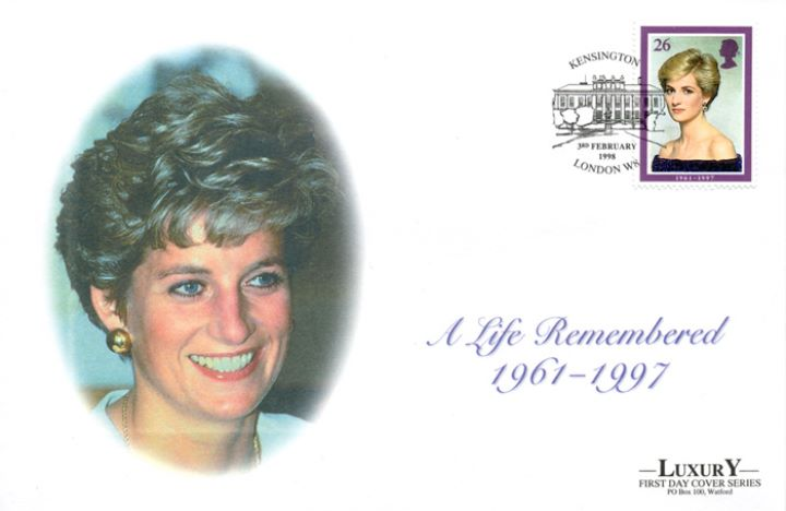 Diana, Princess of Wales, A Life Remembered (4)