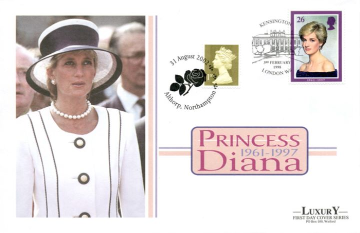 Diana, Princess of Wales, White Outfit