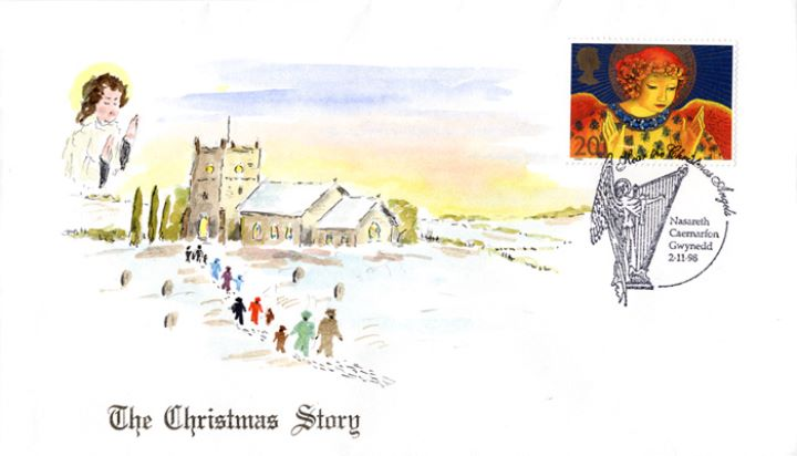 Christmas 1998, Village Church