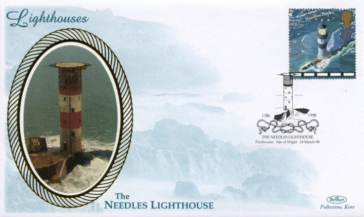 Lighthouses, The Needles Lighthouse